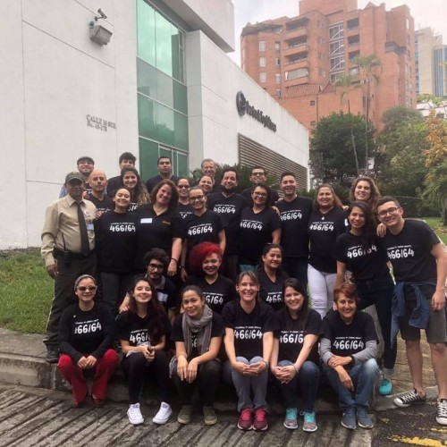 Ubuntu Bridges program reaches  Colombia